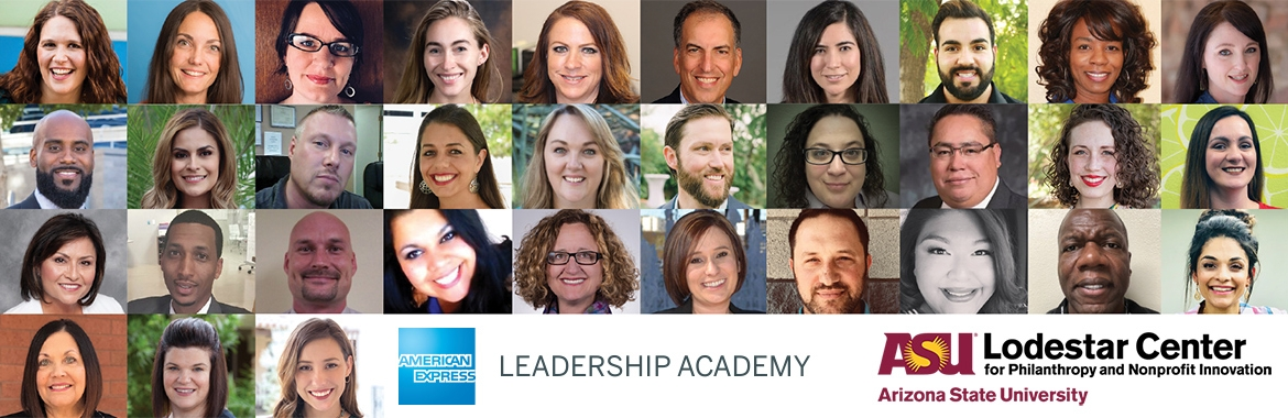 American Express Leadership Academy Class 11