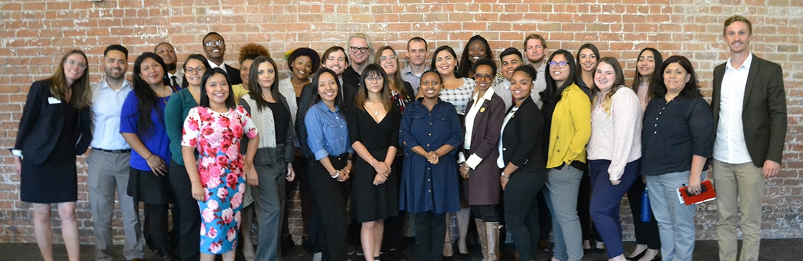 Public Allies Class 13 at Presentations on Impact