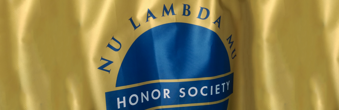 Nu Lambda Mu Nonprofit Honor Society