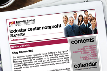 ASU Lodestar Center Nonprofit News (LCNN)