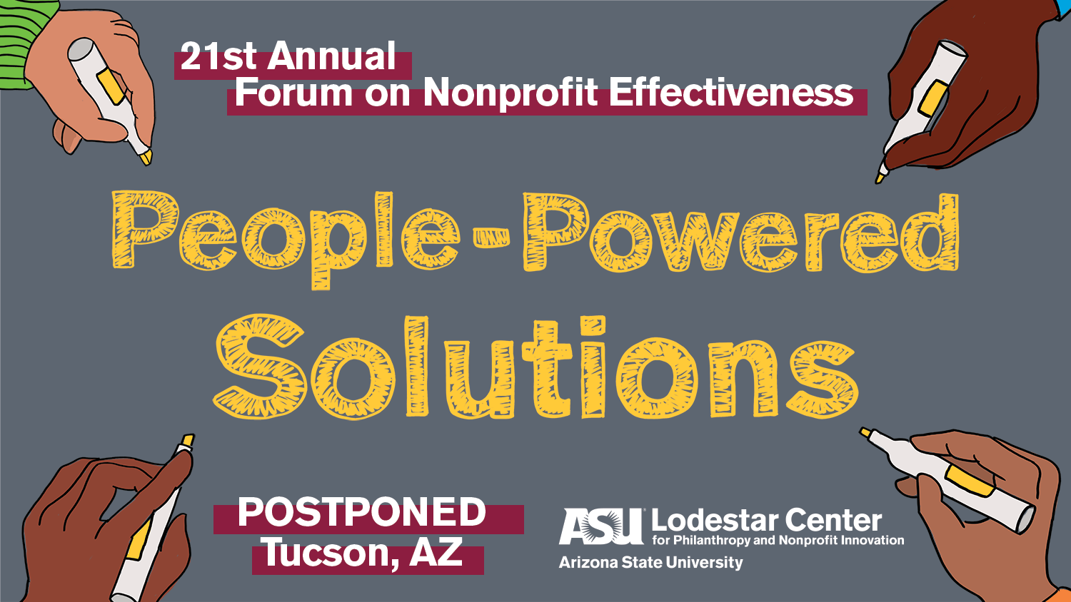 Tucson forum postponed