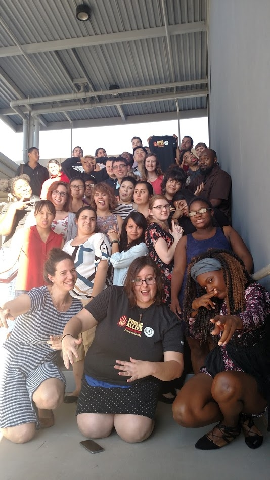 2016-17 Public Allies Arizona group photo