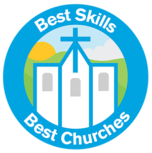 Best Skills Best Churches logo