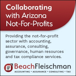 BeachFleischman: Collaborating with Arizona not-for-profits